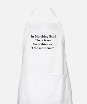 One More Time BBQ Apron