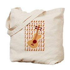 Groovy Guitar Time Tote Bag