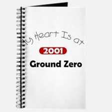 My Heart Is at Ground Zero Journal