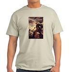 Tragedy of Hamlet Ash Grey T-Shirt