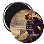Tragedy of Hamlet Magnet