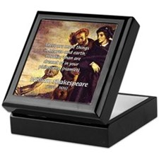 Tragedy of Hamlet Keepsake Box
