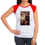Tragedy of Hamlet Women's Cap Sleeve T-Shirt