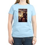 Tragedy of Hamlet Women's Pink T-Shirt
