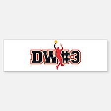 DW#3 Bumper Bumper Bumper Sticker