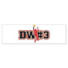 DW#3 Bumper Bumper Sticker