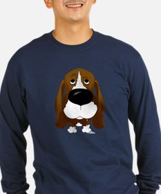 Big Nose Basset T