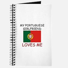 My Portuguese Girlfriend Loves Me Journal