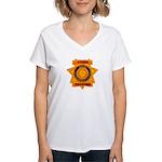 San Bernardino CP Women's V-Neck T-Shirt