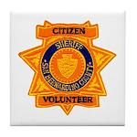 San Bernardino CP Tile Coaster