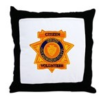 San Bernardino CP Throw Pillow