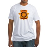 San Bernardino CP Fitted T-Shirt
