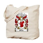 Friis Coat of Arms Tote Bag