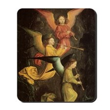A Choir of Angels by Marmion Mousepad