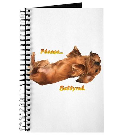 Bellyrub Doxie Journal