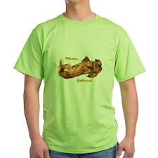 Bellyrub Doxie T-Shirt