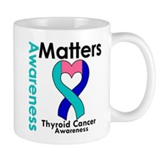 Thyroid Cancer Matters Mug