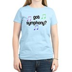 Got Symphony Women's Light T-Shirt