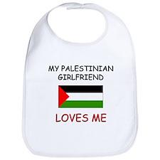 My Palestinian Girlfriend Loves Me Bib