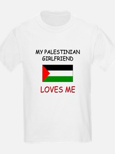 My Palestinian Girlfriend Loves Me T-Shirt