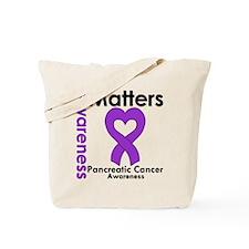 Pancreatic Cancer Matters Tote Bag