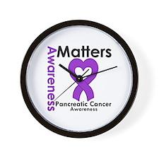 Pancreatic Cancer Matters Wall Clock