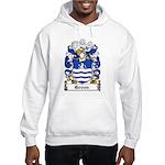 Groen Coat of Arms Hooded Sweatshirt