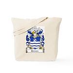 Groen Coat of Arms Tote Bag