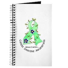 Flower Ribbon CELIAC DISEASE Journal