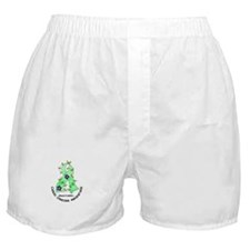 Flower Ribbon CELIAC DISEASE Boxer Shorts