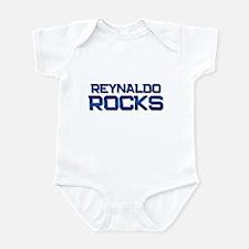 reynaldo rocks Infant Bodysuit