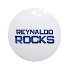 reynaldo rocks Ornament (Round)