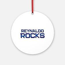 reynaldo rocks Ornament (Round)