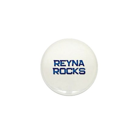 reyna rocks Mini Button (10 pack)
