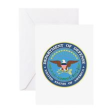Dept. of Defense Greeting Card