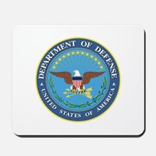 Dept. of Defense Mousepad