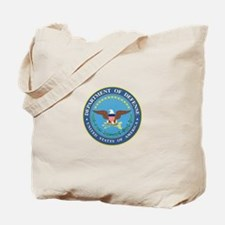 Dept. of Defense Tote Bag