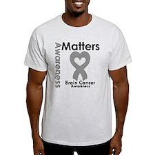Brain Cancer Matters T-Shirt
