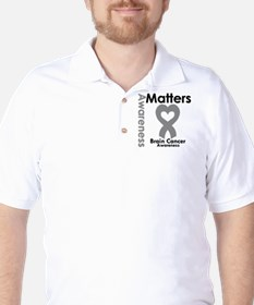 Brain Cancer Matters T-Shirt