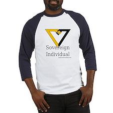 Sovereign Individual V Baseball Jersey