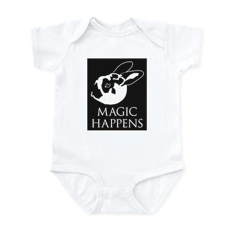 MHRR logo Bunny Rabbit Infant Onesie