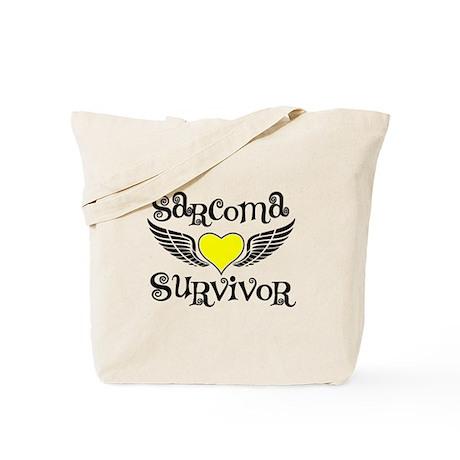 Sarcoma Survivor Tote Bag