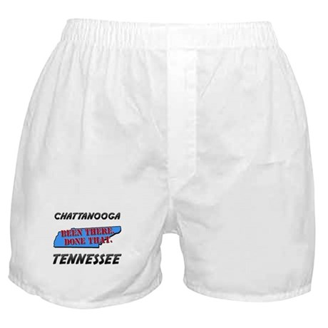 chattanooga tennessee - been there, done that Boxe
