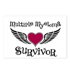 Myeloma Survivor Postcards (Package of 8)