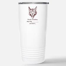 Oooh, Grandma! Stainless Steel Travel Mug