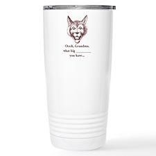 Oooh, Grandma! Travel Coffee Mug