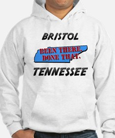 bristol tennessee - been there, done that Hoodie