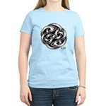 Celtic Yin Yang Women's Light T-Shirt