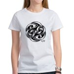 Celtic Yin Yang Women's T-Shirt
