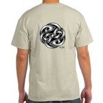Celtic Yin Yang Light T-Shirt